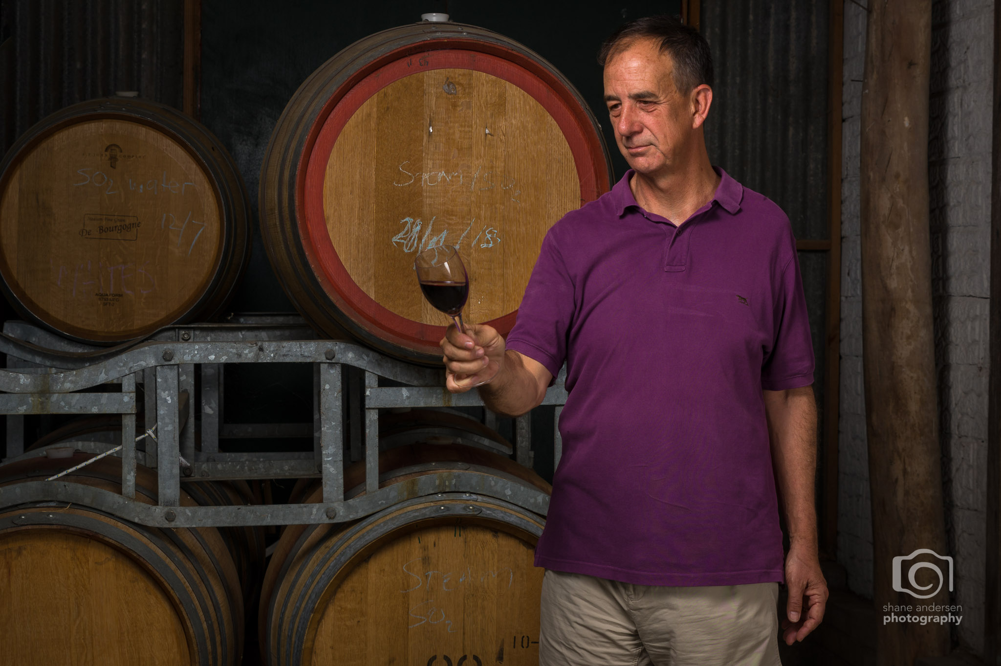 Winemaker: Steve Messiter