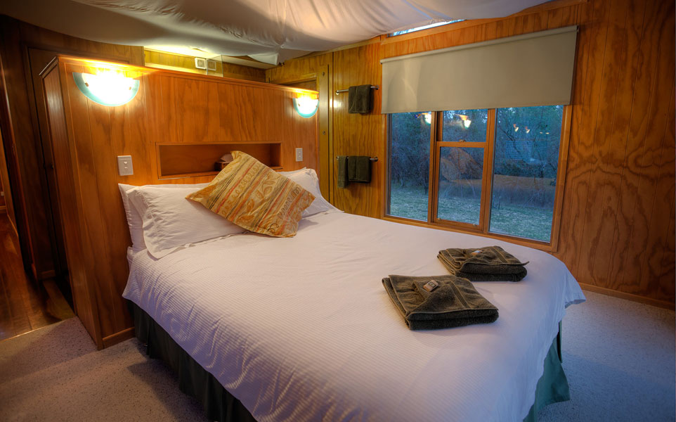 Severn-dipity Luxury Cabins
