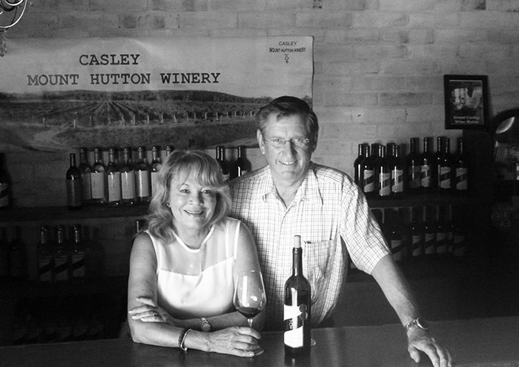 Casley Mt Hutton Winery