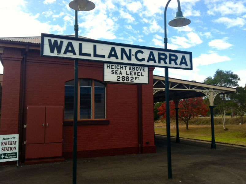 Wallangarra Railway Station & Museum