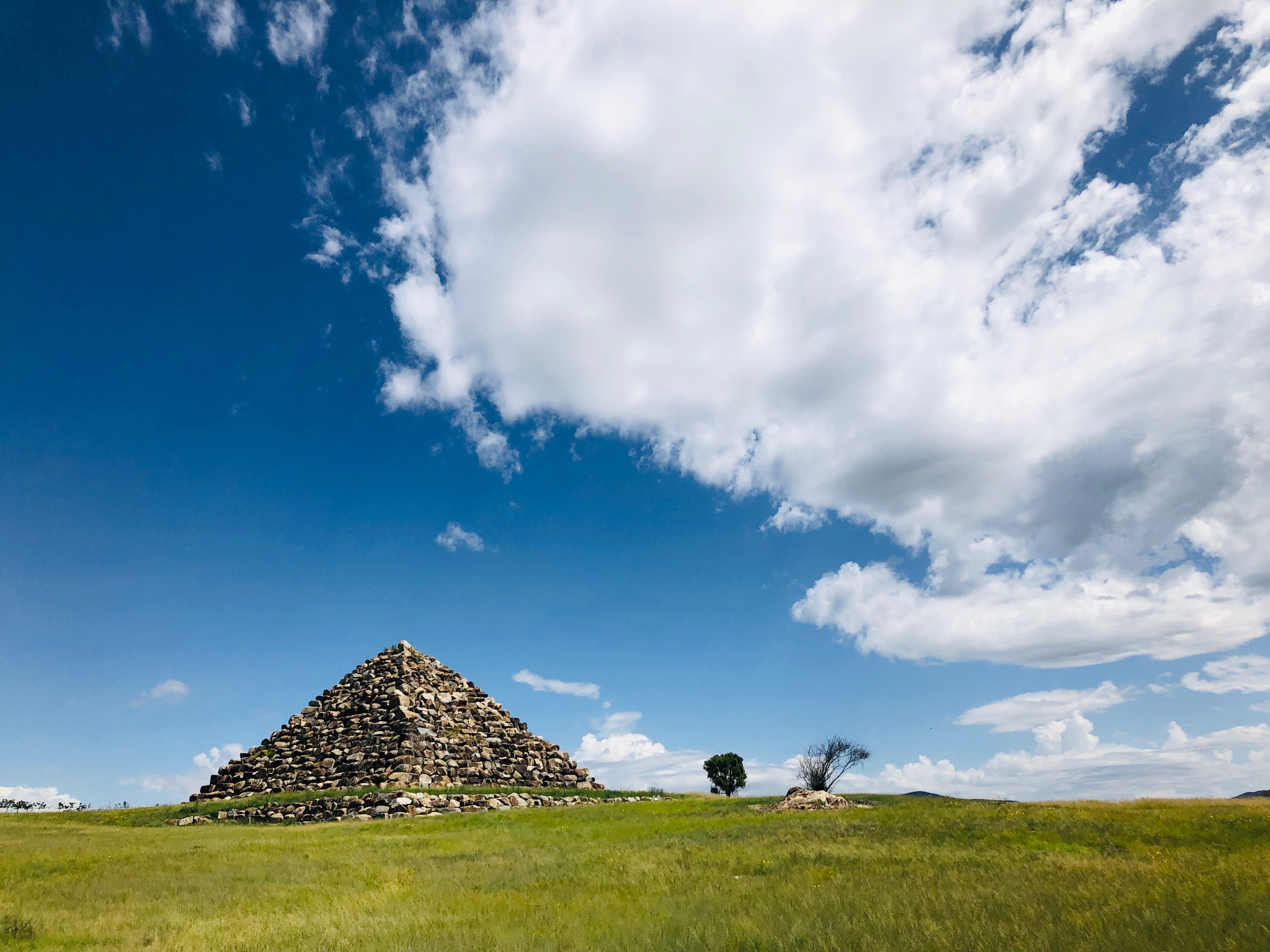 The Ballandean Pyramid
