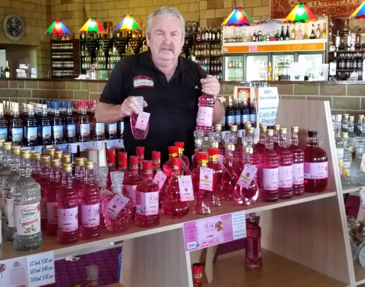 Castle Glen: Liqueurs, Spirits, Beer, Wine …