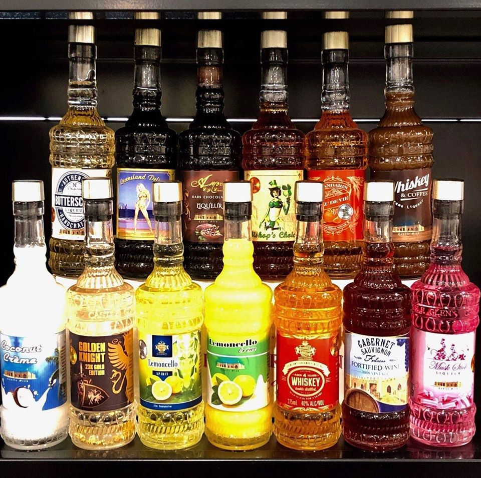 Free Delivery Spirits, Liqueurs & Wines