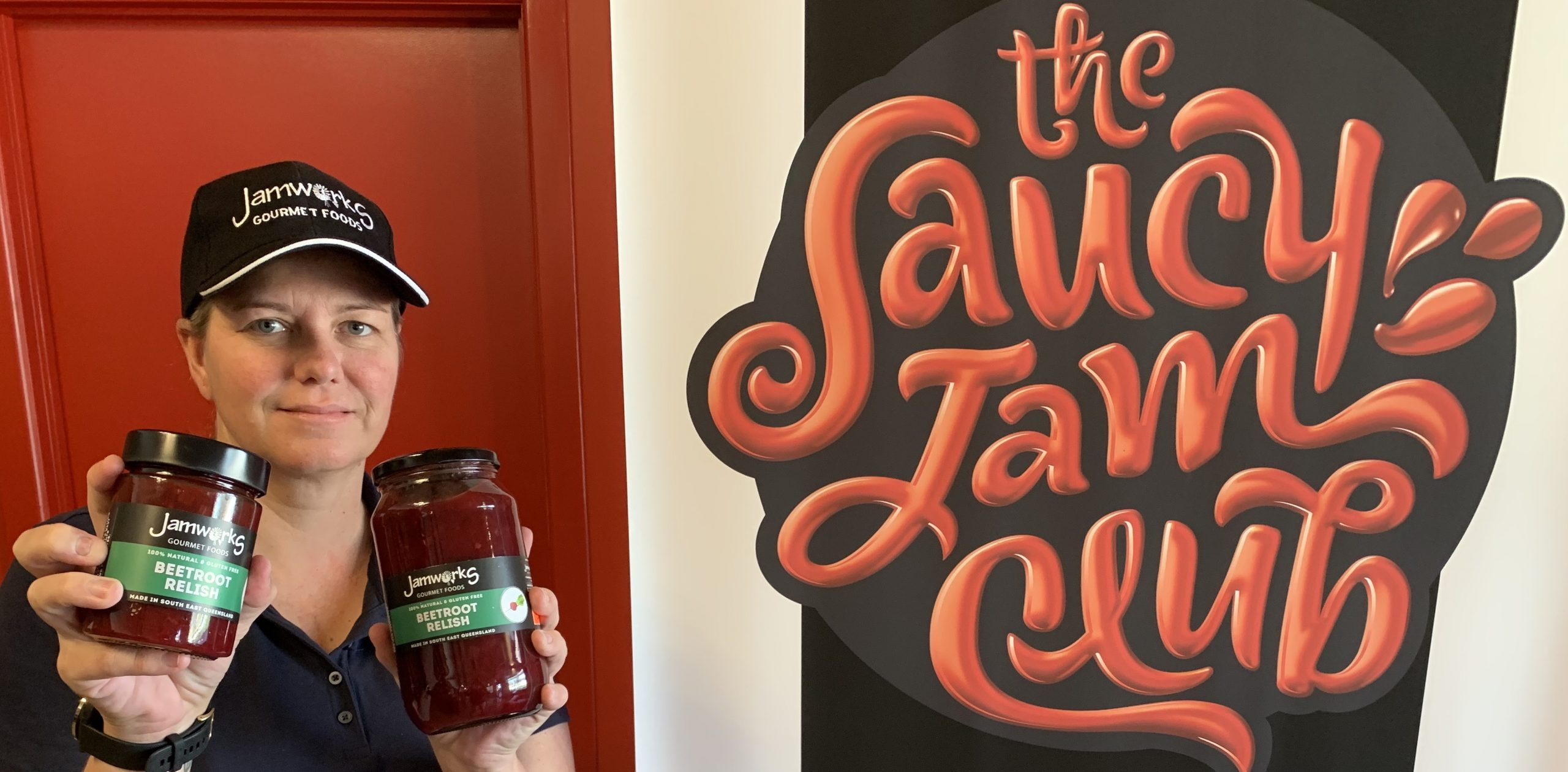 Jamworks: Jams, Relishes, Sauces
