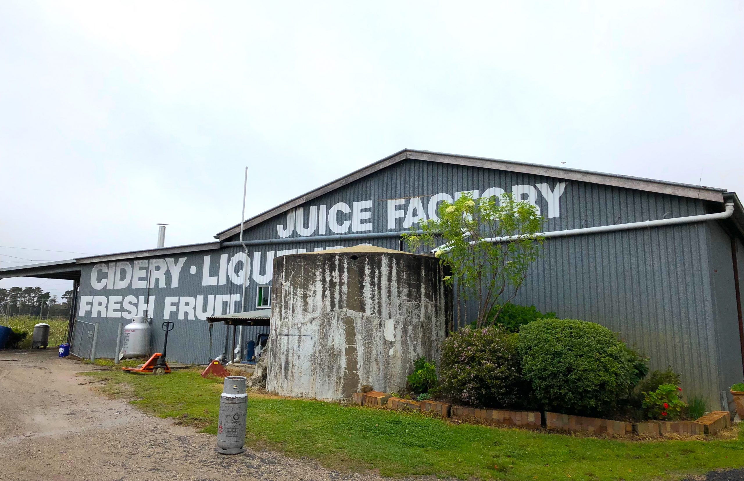 Sutton's Juice Factory Cidery and Cafe