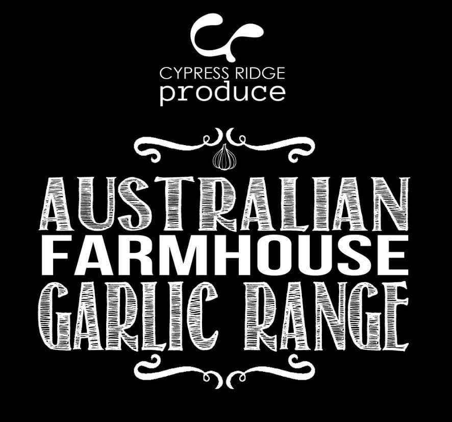 Cypress Ridge: Garlic Products
