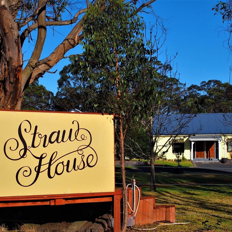 The Straw House Cottages and B&B